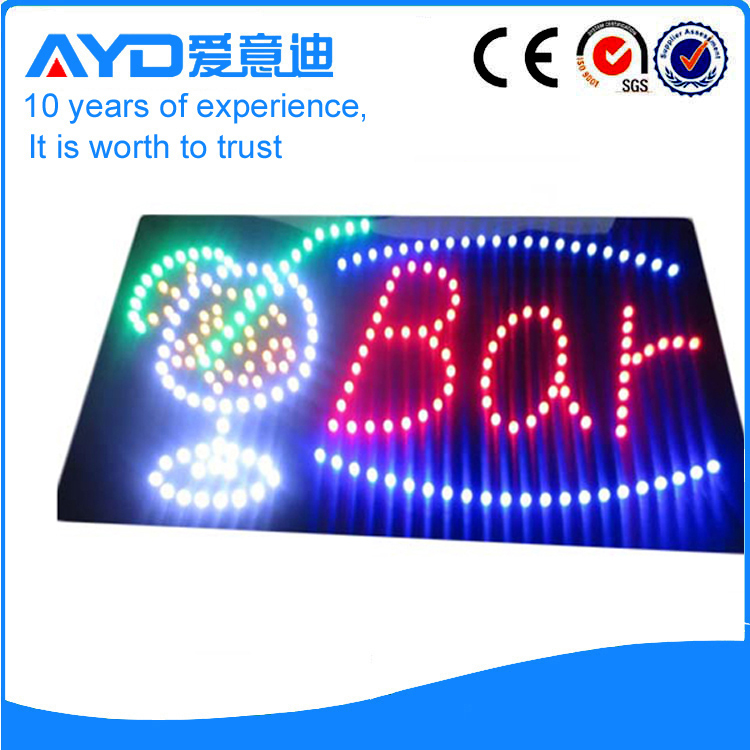 LED Bar Signs  For Sales