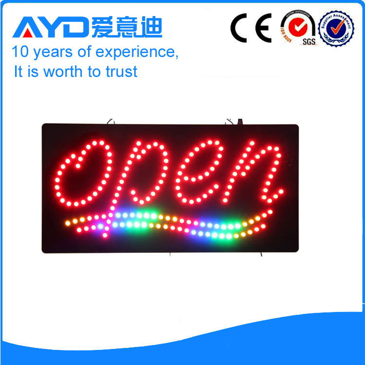LED Open Signs Wholesaler