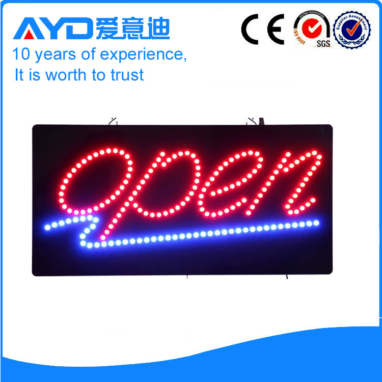 LED Open Signs Supplier title=
