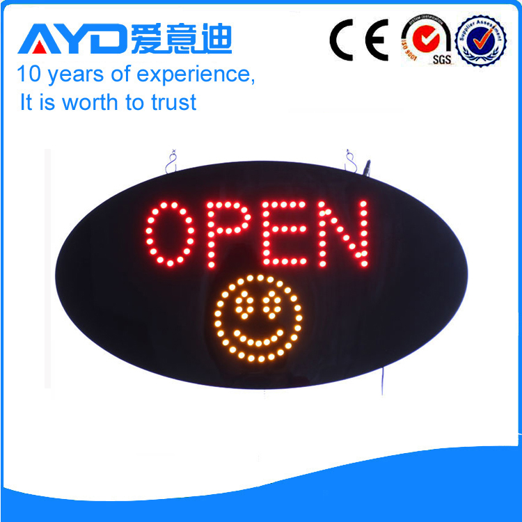 Good Price LED Open Signs title=