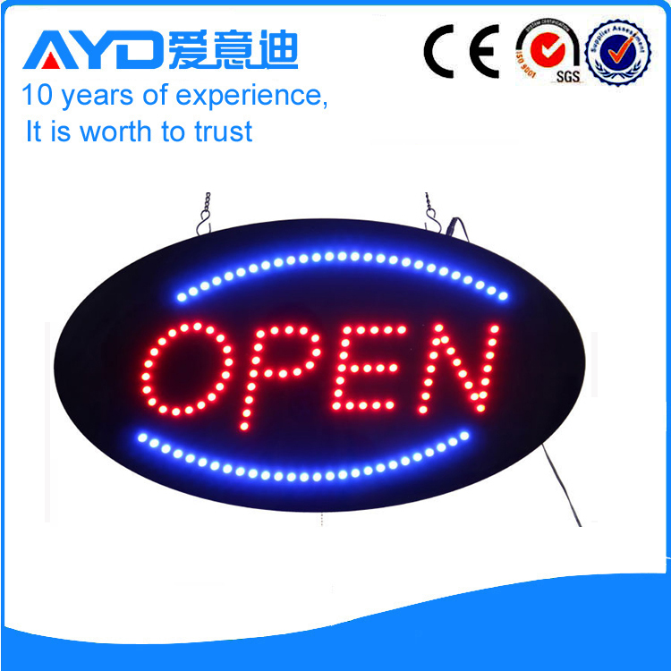 Good Price LED Open Sign