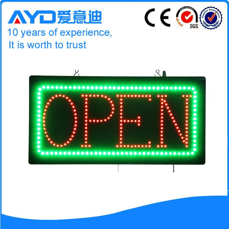 dongguan led electronics coltd ayd provide led signs