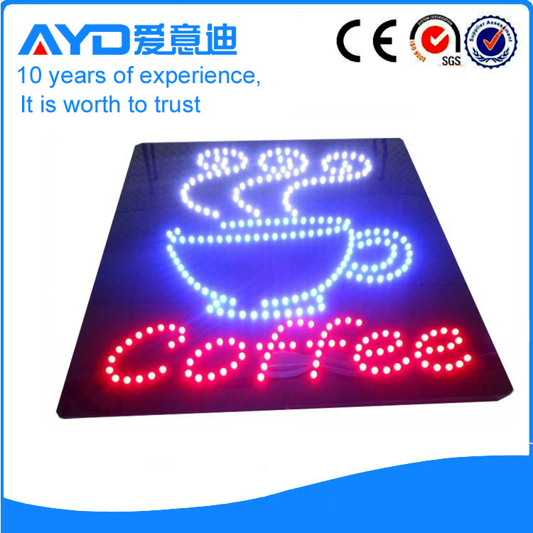 AYD Good Design LED Coffee Sign