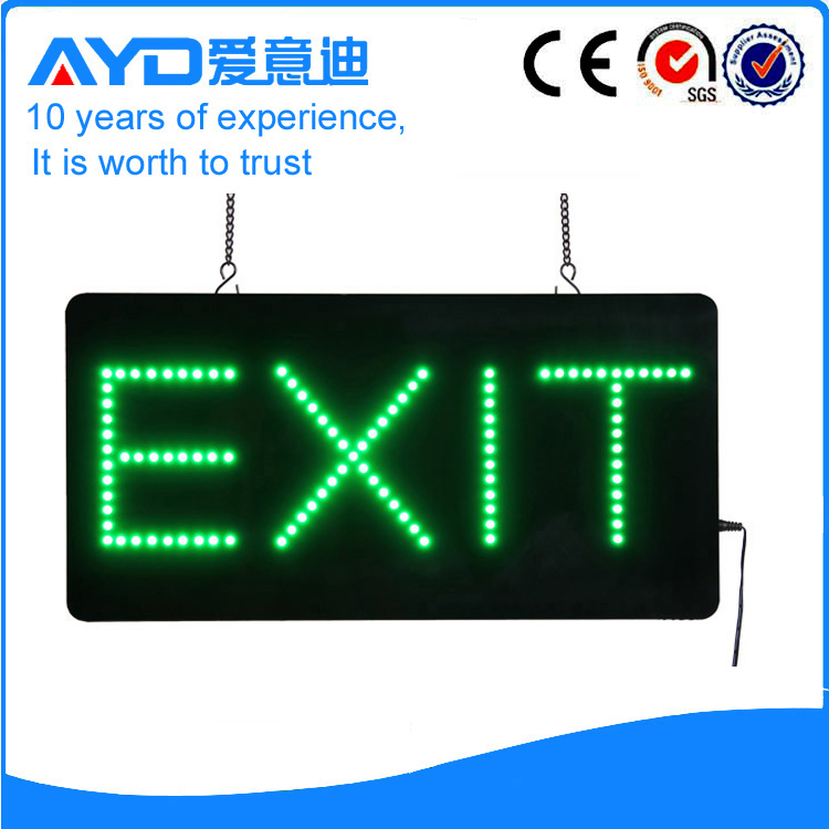 AYD Good Price LED Exit Sign