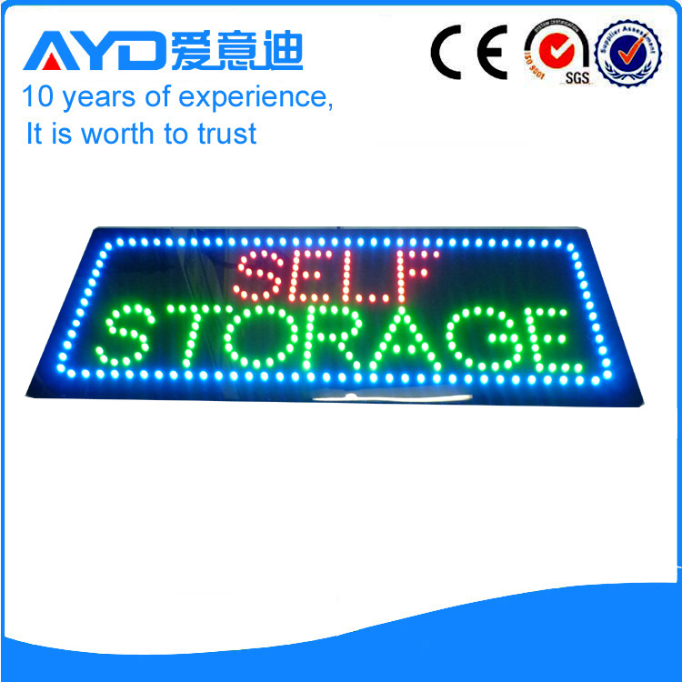 AYD LED Self Storage Sign