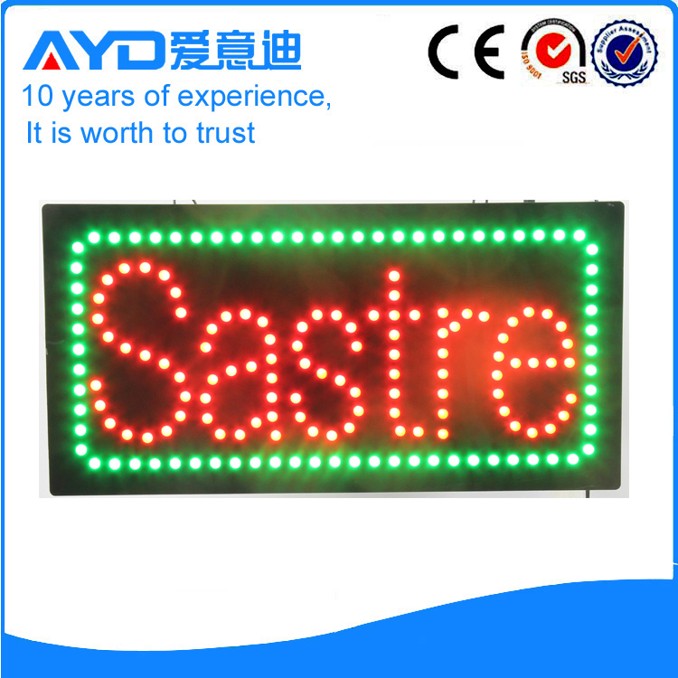 AYD Good Design LED Sastre Sign
