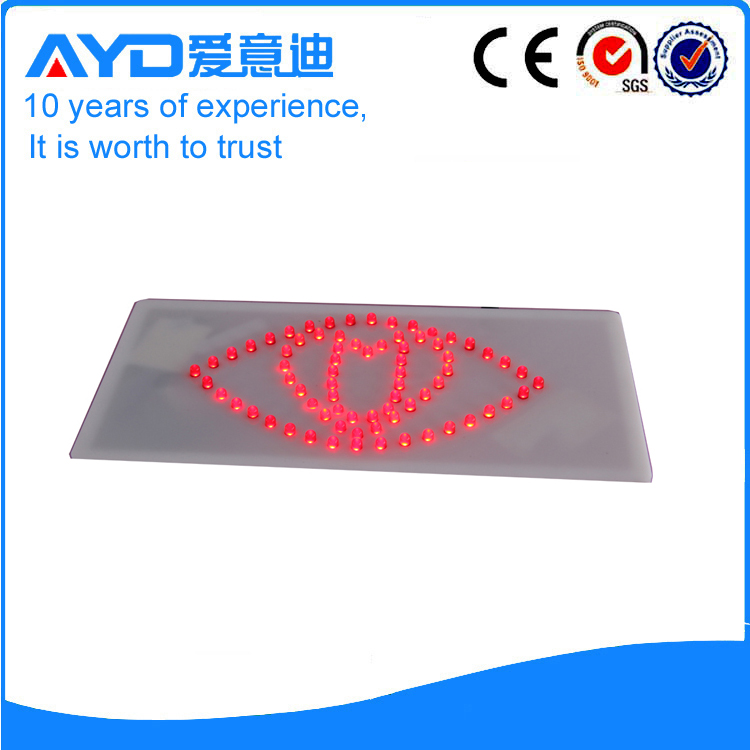 AYD Good Design LED Sign