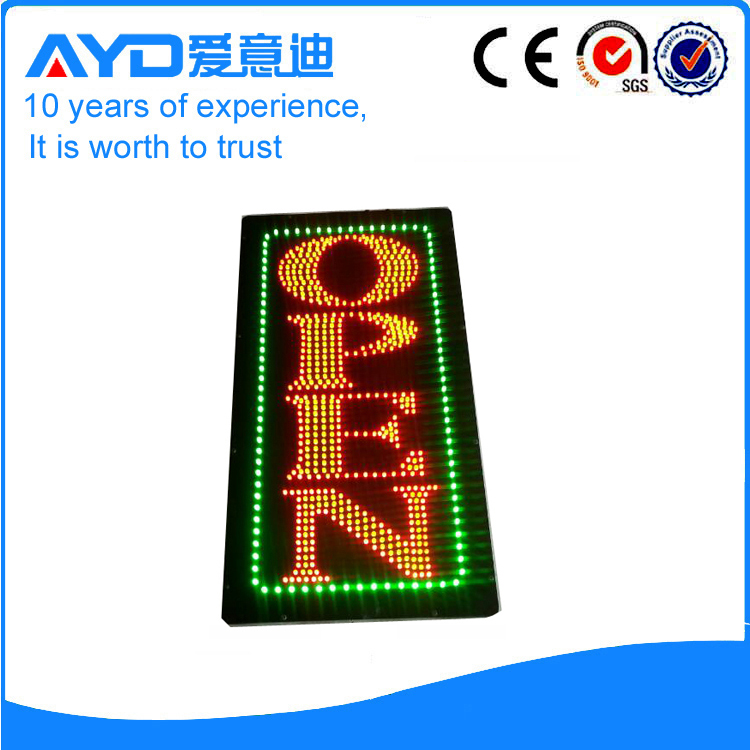 Indoor New Design LED Open Sign