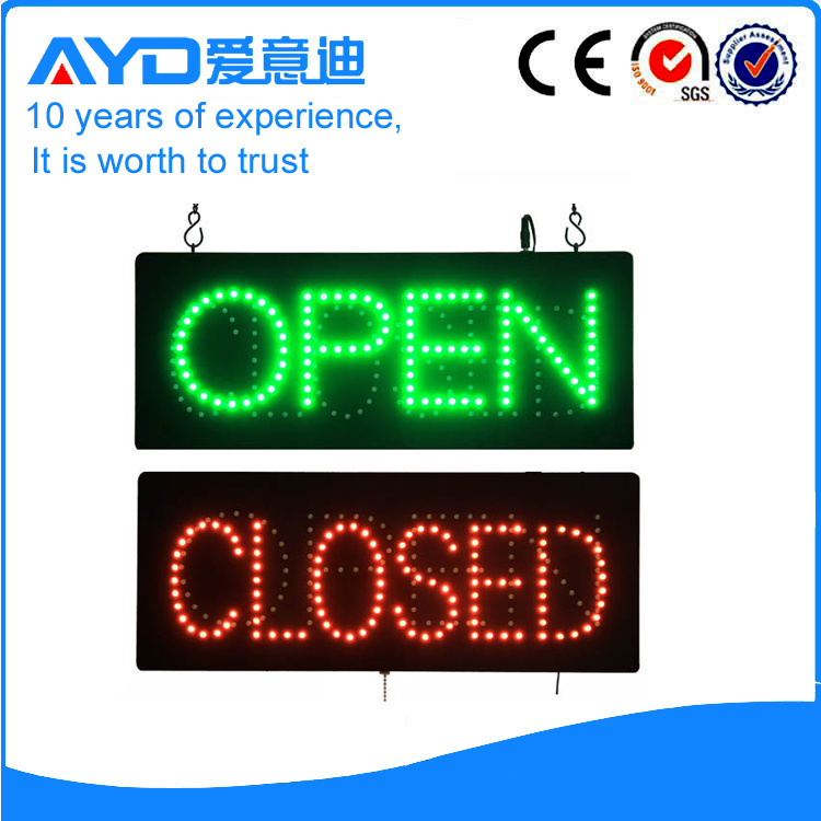 AYD LED Open&Closed Sign