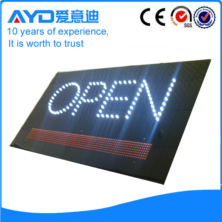 AYD Good Design LED Open Sign