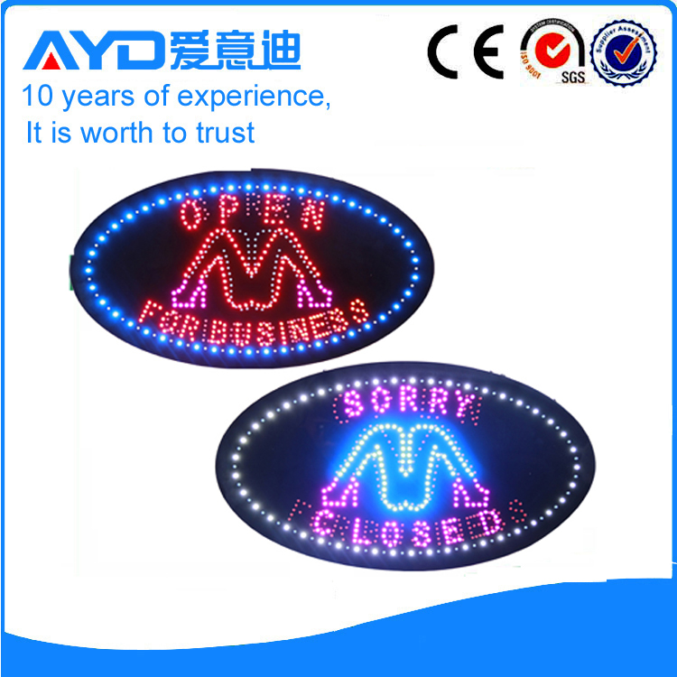 AYD Open&Closed LED Sign