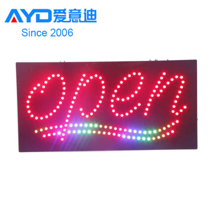 Super Bright LED Open Signs