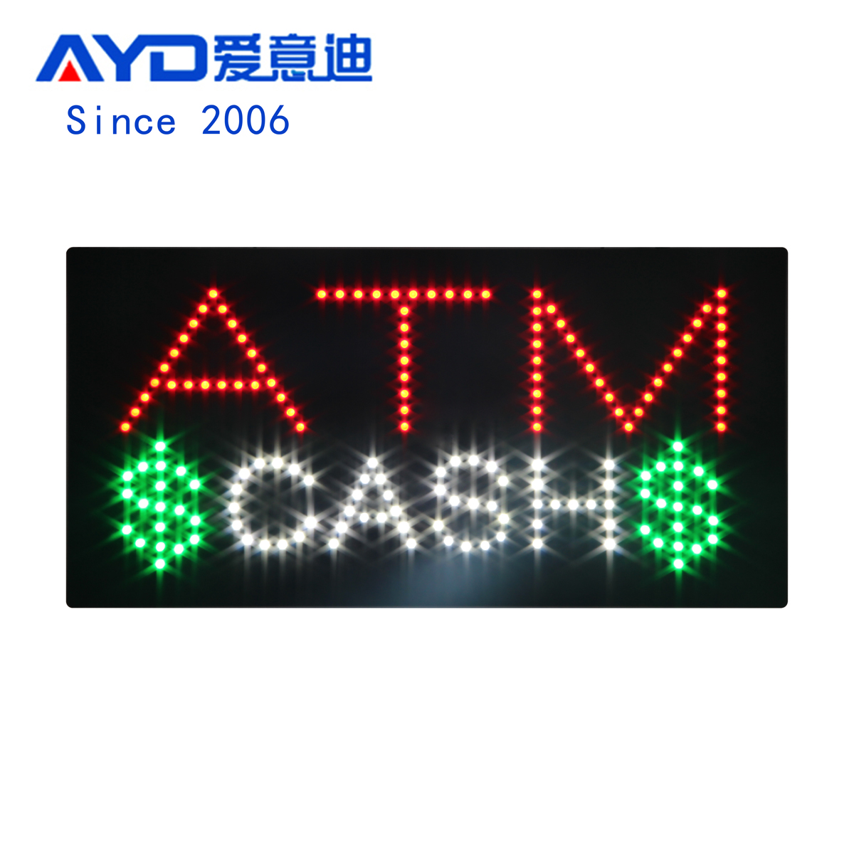 LED ATM Cash Signs For Sales HSA0263