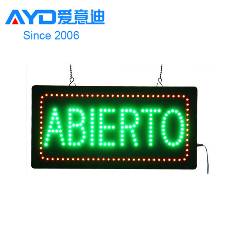 AYD Bright Good Design LED ATM Sign