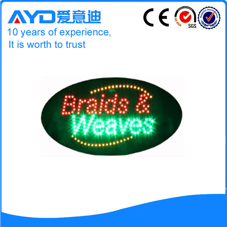 Good Price High Quality Custom Led Sign