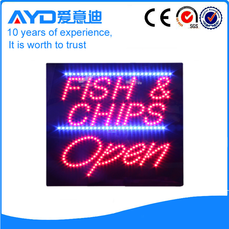 LED Custom Signs  For Sales